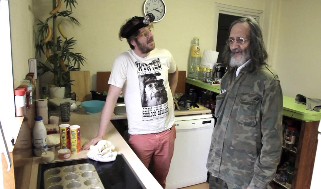 Cocina con Robert